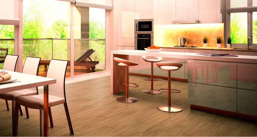 Suelo laminado Flint Floor Natural Oak