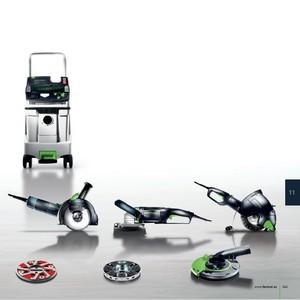 Maquinaria Festool Saneamiento y renovacion Accesorios